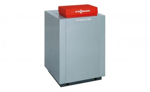 Газовый напольный котел Viessmann Vitogas 100-F 29-60 кВт
