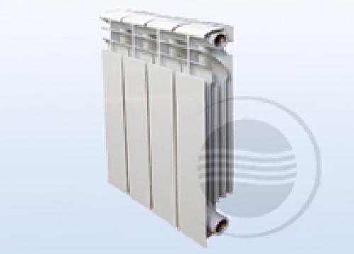 Радиаторы алюминиевые  500/80