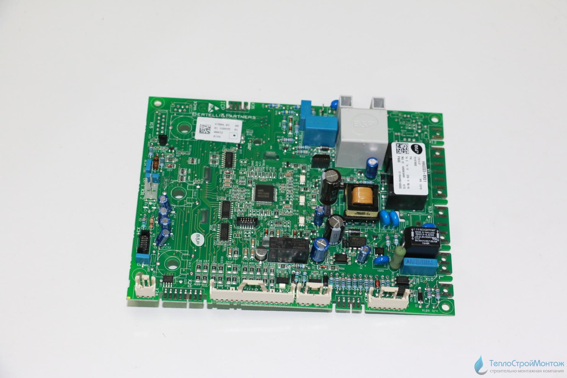 767905600 (722233100) Электронная плата DUO-TEC COMPACT,LUNA DUO-TEC, NUVOLA DUO-TEC