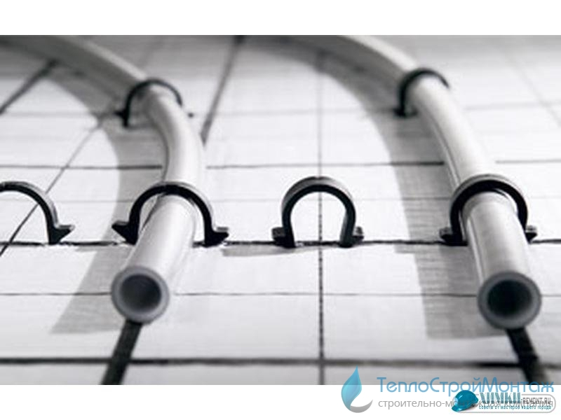 Система трубопроводов TECEflex