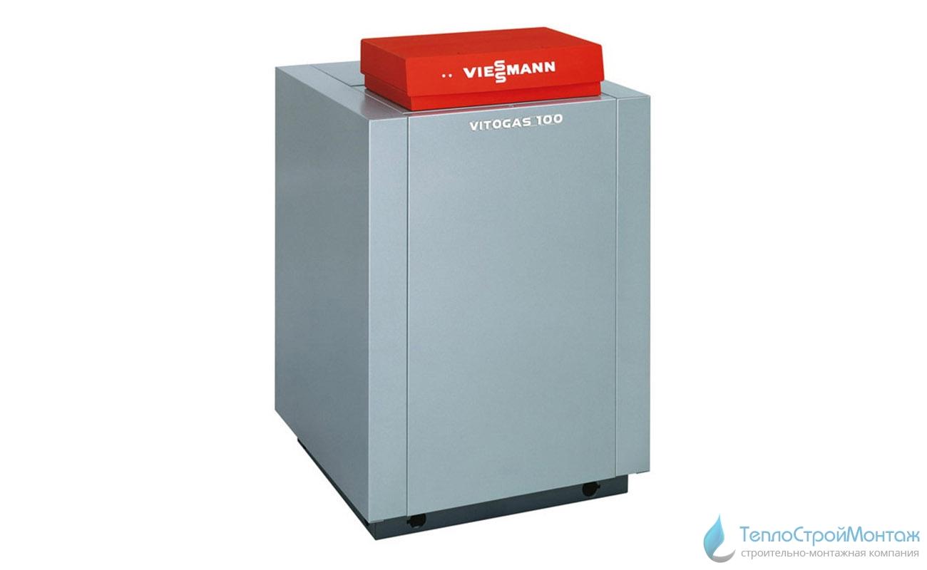 Газовый напольный котел Viessmann Vitogas 100-F 72-140 кВт