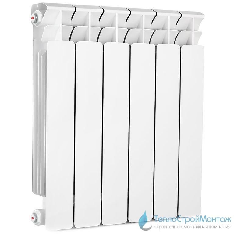 Радиаторы биметаллические RIFAR base 350мм
