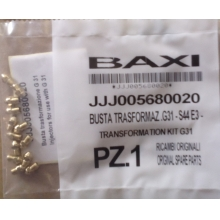 5680020 Комплект инжекторов для сжиженного газа (в комплекте 13 шт.)