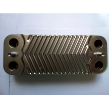 8705406264 Теплообменник ГВС 12 пластинчастый (Bosch/Юнкерс/Viessmann/Immergas)